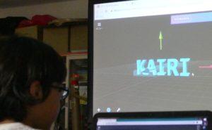 3Dデータの作成