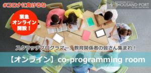 co-programming room